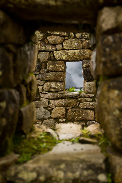 Room with a view - Machu Picchu