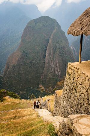 Machu Picchu; Turn Around