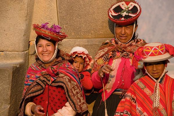 Incan Descendants