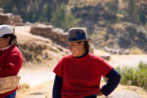 Inca  descendants
