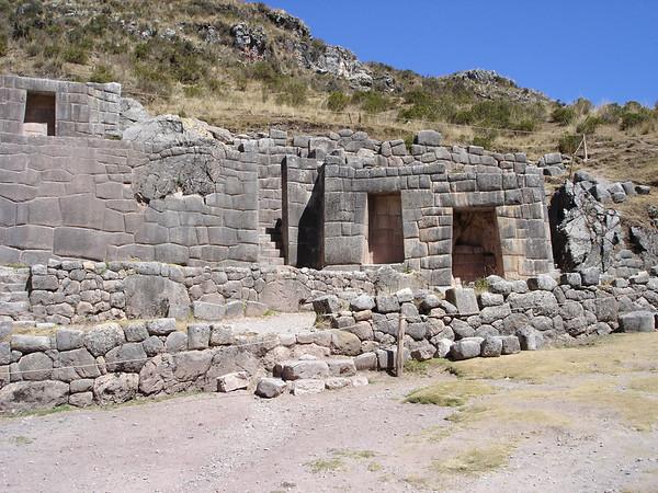 Ruins of Puca Pucara
