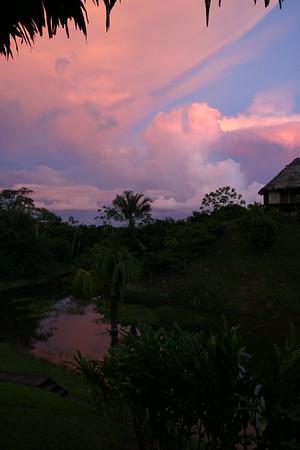 Amazon Basin, Maranon River Trip Day 1 (24 May 08)
