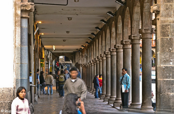 Cusco, Peru, January 2005