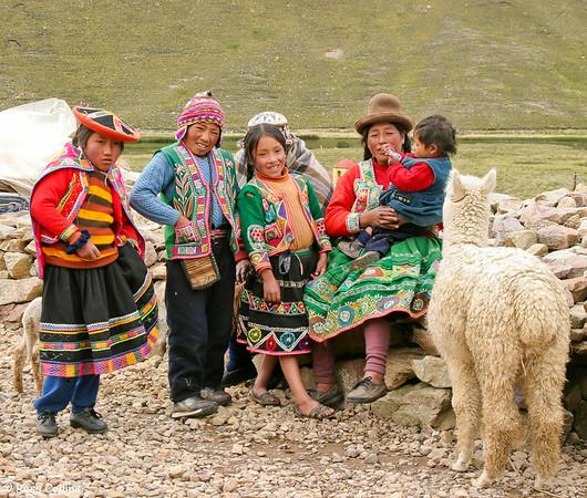 Cusco to the Bolivian Border, January 2005