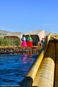 Uros Floating Islands