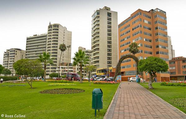Lima, Peru, January 2005