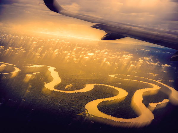 The Energy of the Amazon Jungle