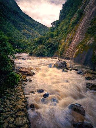 Urubama River