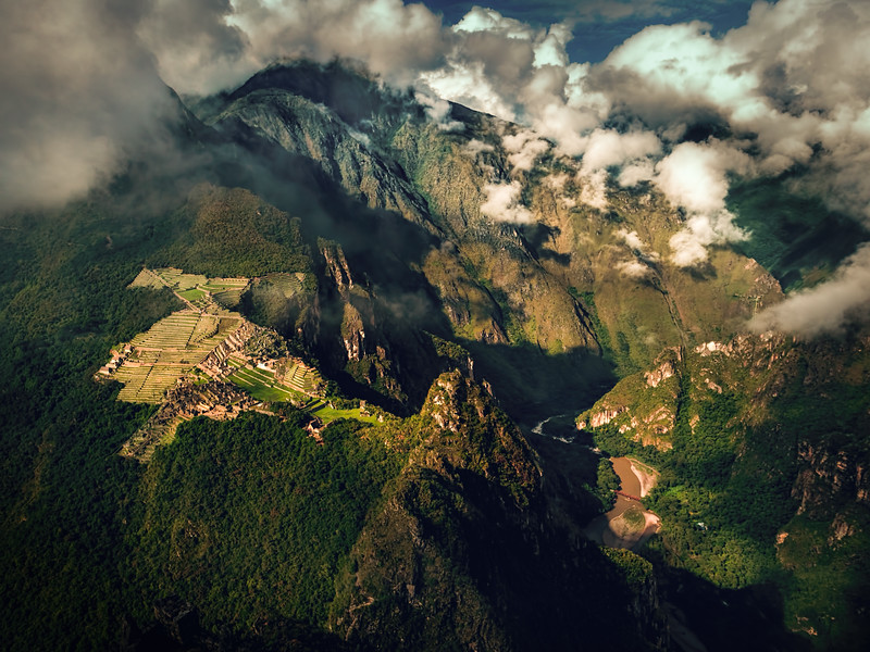 Lost City of the Inca's