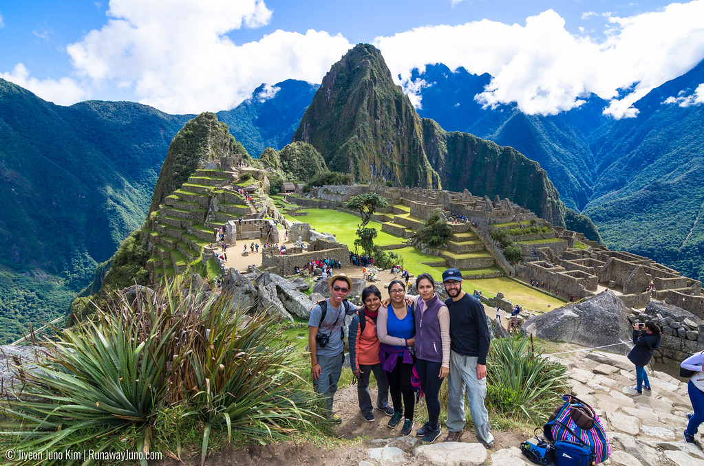 My second visit to Machu Picchu with Bohemian Wander Tour group