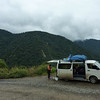 Lunch stop on the drive back to Cusco