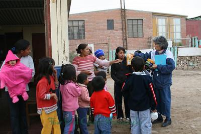 Pachacutec Community in Ventanilla (May 2008)