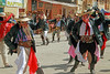 Ollantambo 4405<br /> Parade in Ollantambo on their way to the village square to perform.