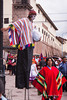 Cusco 5064<br /> Waiting to join the parade in Cusco.
