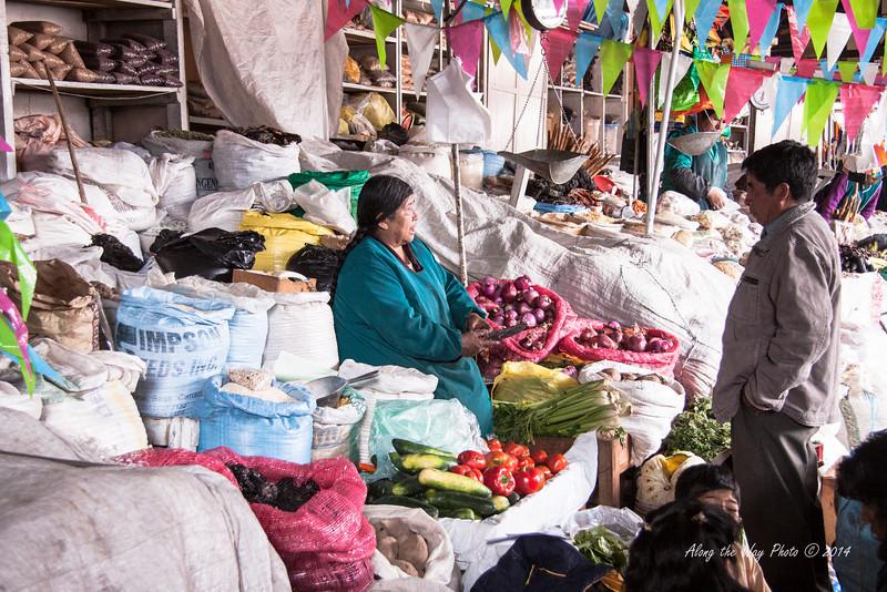 Cusco 5136<br /> Market in Cusco.