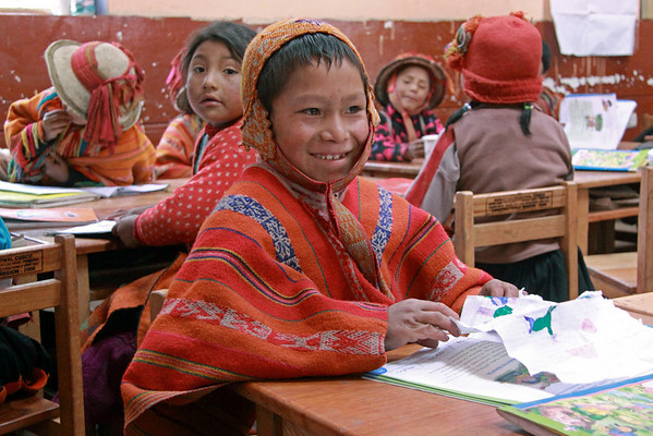 Willoc School 4598<br /> In the Classroom