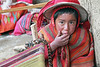 Willoc 4662<br /> One of the weavers kids watching