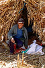 Pisac 4037<br /> Farmer that raises corn. He lives in a Corn Husk house in the field he grows his corn in.