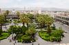 Arequipa Plaza de Arma