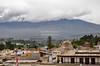 El Misti Vocano, Arequipa, Peru