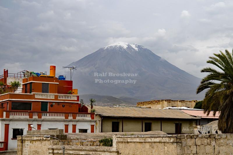 Santa Catalina Monastery in Arequipa - Peru