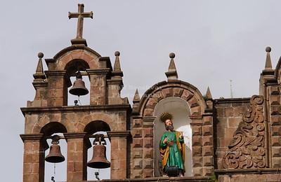 Church of the Holy Family (Templo De La Sagrada Familia), Cusco