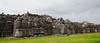 Inca ruins at Sacsayhuaman, Cusco, Peru