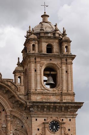 Iglesia La Compañía, Cusco