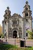 Church of the Miraculous Virgin (Iglesia de la Virgen Milagrosa), Miraflores, Lima, Peru
