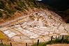 The ancient salt pans of Maras