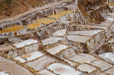 The Maras Salt Mines (Salinas De Maras), Peru