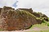 Inca ruins at Pisac