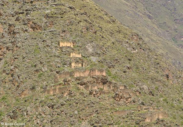 Ollantaytambo and the Sacred Valley, Peru, January 2005