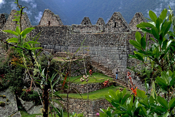 Industrial District 4876<br /> Industrial District at Machu Picchu.