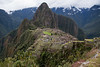 Machu Picchu 4848<br /> Machu Picchu with Huayna Picchu in the background.