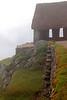 Caretaker's Hut 4778<br /> at Machu Picchu.