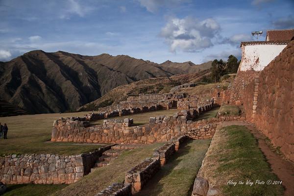 Chinchero 4142<br /> Inca Ruins in Chinchero.