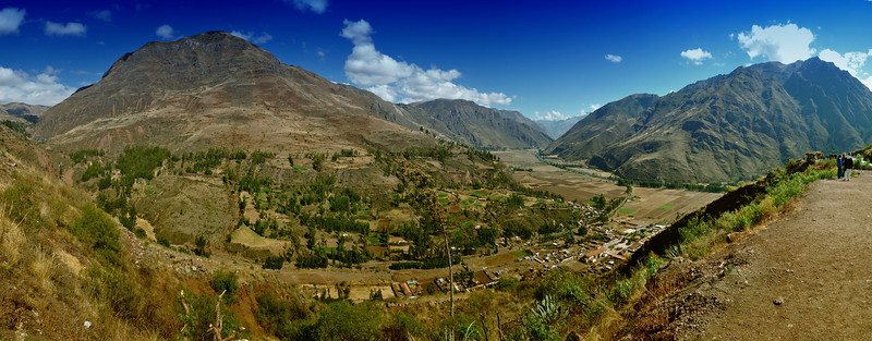 Sacred Valley Panorama 1