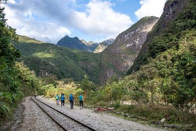 Salkantay Trek to Machu Picchu Day Four