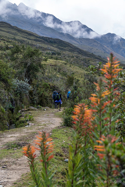 Salkantay Trek Peru Day One