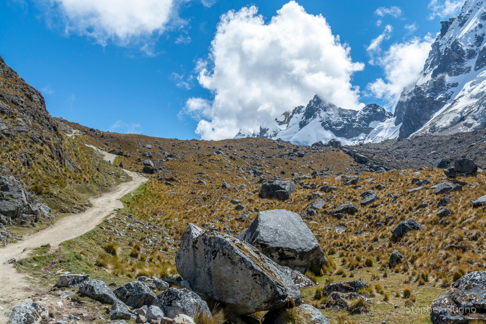 Salkantay Trek to Machu Picchu Day Two