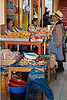Ollantaytambo 4300<br /> Local shopping at Ollantatambo Market