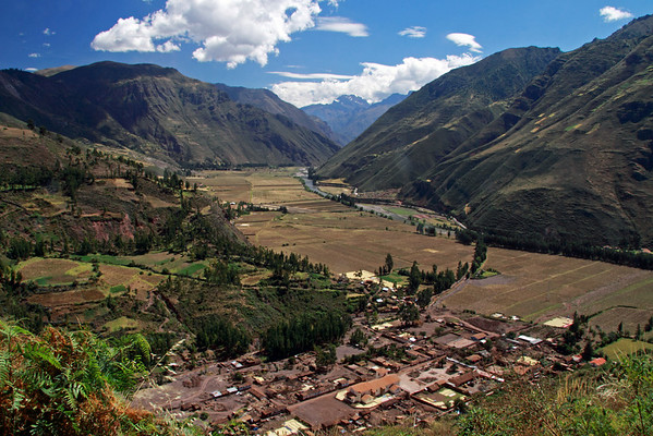 Pisac 3749<br /> Urubamba Valley