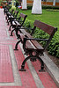 Lima 3249<br /> Park Benches in Lima.