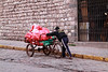 Cusco 4991<br /> A common method of hauling items to markets and stores.