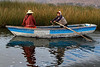 Titicaca 5589<br /> Fishing by totora reeds on Lake Titicaca