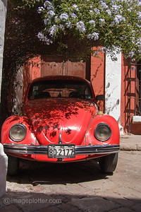 VW Beetle, Cusco, Peru