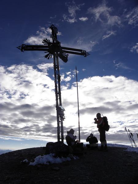 Misti (5.821 m.), después de dos días de ascensión por fin llegamos a la cumbre