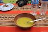 Qinoa Soup Lake Titicaca
