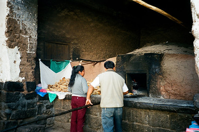 Bread Baking Oven